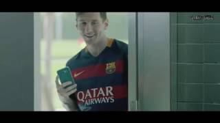 Messi, Neymar and Suárez (MSN) Funny moments of trident