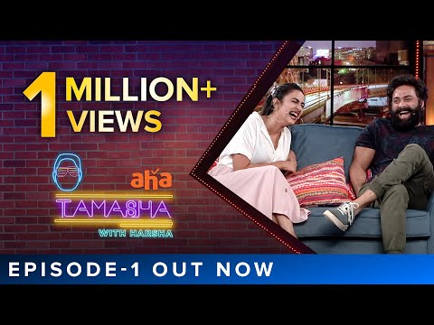 Tamasha With Harsha – E 1 | Navdeep, Niharika