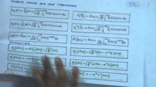 Mod-03 Lec-31 Applications Of Fourier Transform To PDEs