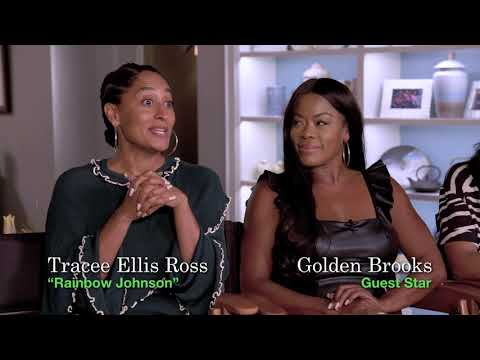 "Black-ish Season 6 ""Girlfriends Reunion"" Featurette"