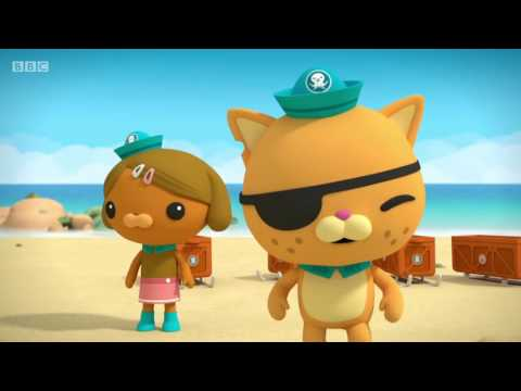 Octonauts Season 4 episode 4 The Baby Sea Turtles