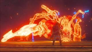 The Legend of Zelda  Breath of the Wild - FINALE Verheerung Ganon Bossfight (+ ENDE)