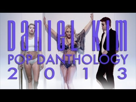 Pop Danthology 2013 - Mashup of 68 songs! (видео)