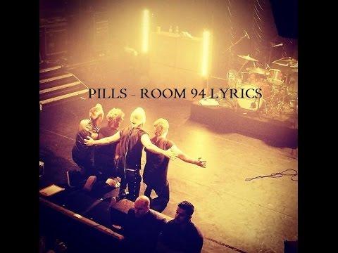 Tekst piosenki Room 94 - Pills po polsku
