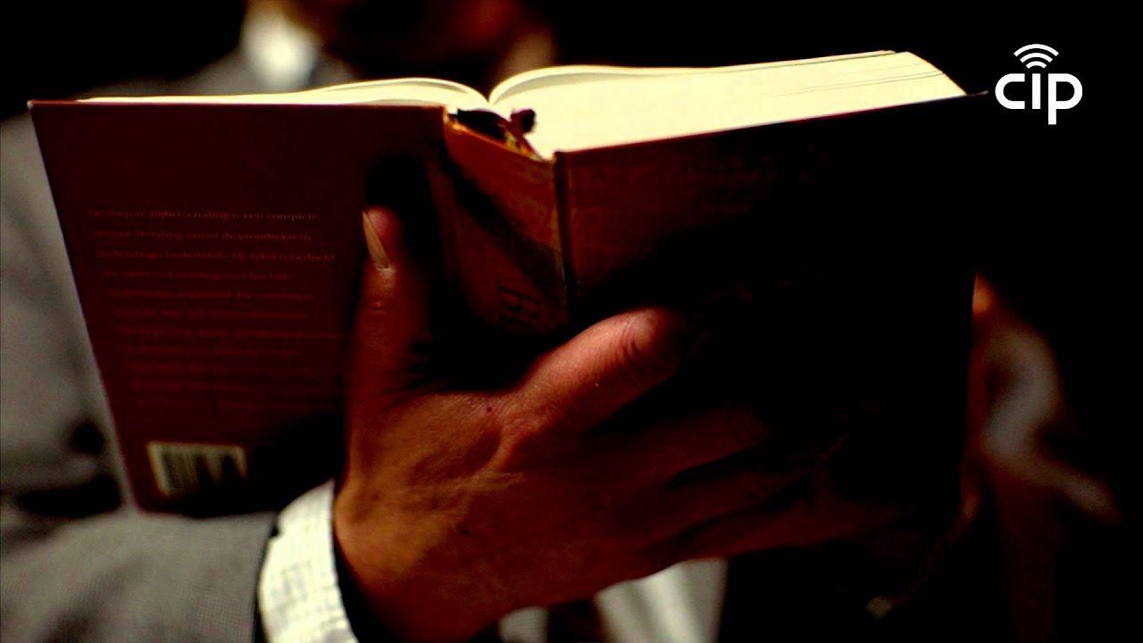 VBNB – 16. Mensen zien de Bijbel vaak als een flutboek