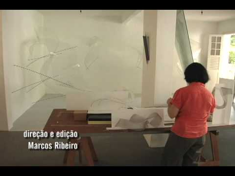 Miniatura do Vídeo da Entrevista de Iole de Freitas, Catálogo – de Marcos Ribeiro