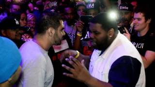 UNCATEGORIZED | Dizaster vs. Big Kannon
