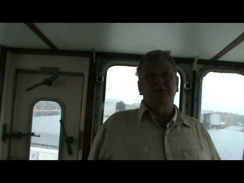 Bateau suisse pour Gaza : Message du capitaine Hermann part 2