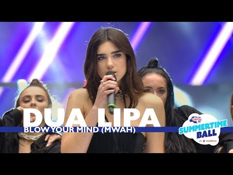 Dua Lipa - 'Blow Your Mind (Mwah) (Live At Capital's Summertime Ball 2017)