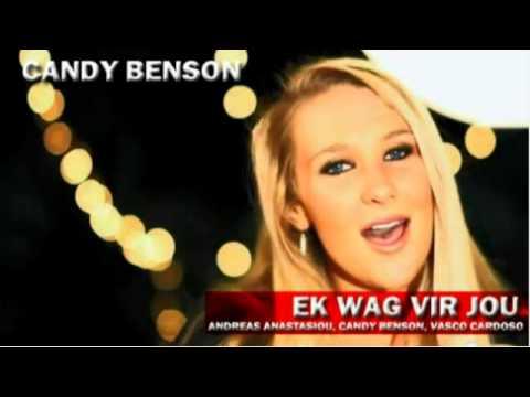 [NEW SINGLE] Candy Benson : Ek Wag Vir Jou