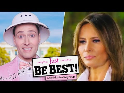Just BE BEST! - Randy Rainbow Song Parody