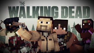"""""""Left or Right?"""" The Walking Dead #2 (Crafting Dead Minecraft Server)"""