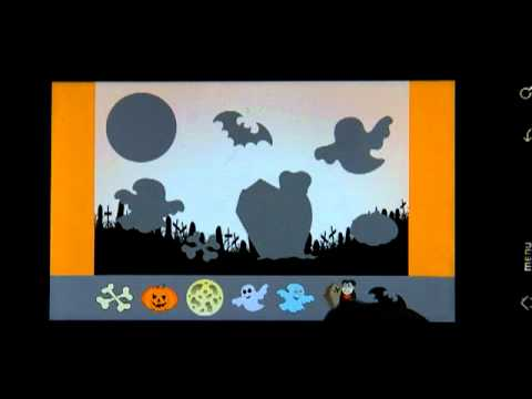 Video of Puzzle Halloween Lite HD (Tab)