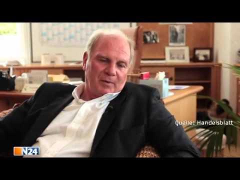 Uli Hoeneß : Verdacht der Steuerhinterziehung