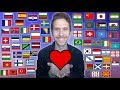 "How To Say ""I LOVE YOU!"" In 60 Different Languages"