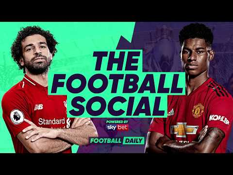 Mourinho SACKED After Liverpool Defeat - Liverpool 3-1 Man United - #TheFootballSocial