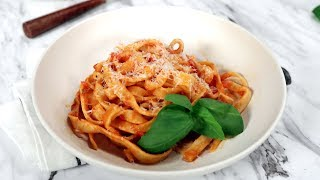 The Easiest Homemade Pasta Recipe by Tastemade