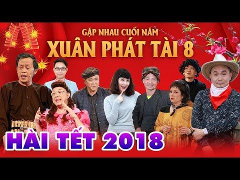 XUÂN PHÁT TÀI 8 Xuân Hinh Hoài Linh Hài Tết