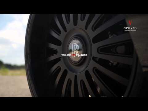MC Customs Rolls Royce Ghost