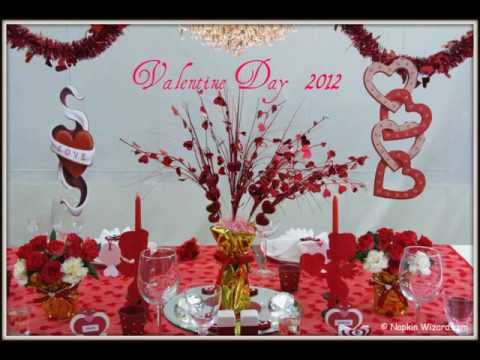 valentine napkin folding - A step-by-step how to tutorial of napkin folding and to enhance your dining and etiquette experience.Learn all this from napkin folding expert. Please Subscr...