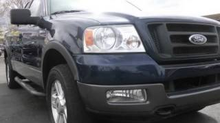 2005 Ford F-150 FX4 for sale in Albuquerque, NM