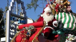 ♥♥ Disneyland's 2014 Christmas Fantasy Parade