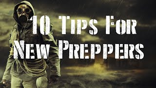 10 Tips for New Preppers