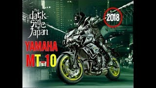 4. AMAZING! 2018 Yamaha MT 10 Specifications