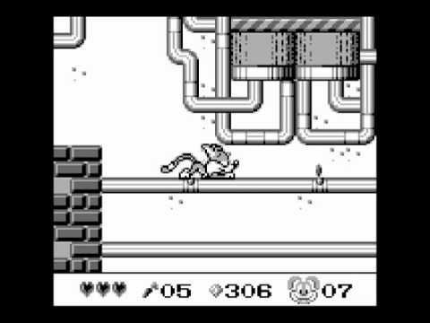 Tiny Toon Adventures : Babs' Big Break Game Boy
