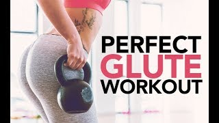 The perfect glutes workout can be found in our 90 day fitness and nutrition system http://athleanx.com/x/perfect-glutes-workoutThis perfect glutes workout is a kettlebell butt workout that will help you learn how to grow your butt using just a single piece of equipment.  If you want to get a rounder butt, this butt lift workout is ideal for you to try.  This kettlebell booty workout will help you build perfect glutes!For this glute workout there are 5 exercises.  You can set a timer for 10 rounds, 40 seconds work and 15 seconds rest for this perfect workout for your glutes.  Before attempting the entire perfect butt workout, please give all of these perfect booty exercises a try first.  If you are a beginner you can shoot for 1-2 rounds of this butt lift workout. 2 rounds will give you about a 10 minute glutes workout. If you are more advanced you could do 3-4 rounds of this kettlebell glutes workout for a total of a 15 or 20 minute perfect butt workout.  If you are looking for a full length workout to show you how to grow a butt, try our complete Athlean-XX for Women program https://athleanx.com/best-workout-program-for-women/getleanHere are the exercises that make up this kettlebell butt workout:40 sec work, 15 sec rest1) Deadlift Goblet Squat2) Single Leg Squat3) Plie Drop Squat4) Swing Jump Touch5) Lateral Slider SquatFor all the best perfect booty workouts subscribe to our Youtube channel https://www.youtube.com/user/womensworkouts