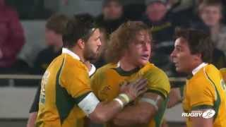 Wallabies: Michael Hooper signs a two-year extension | Super Rugby Video