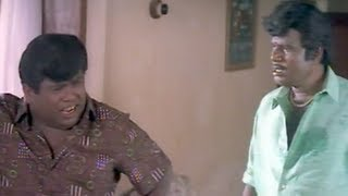 Senthil, Goundamani Comedy - Murai Maman Tamil Movie