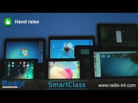 Tablet classroom management software for Windows and Android