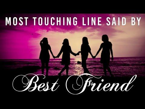 Quotes on friendship - Whatsapp status video Best Touching Lines Said By Friends  Dosti Shayri  Friendship