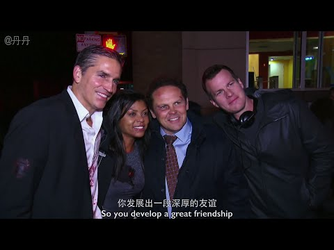 Person of Interest Season 3 BTS- Saying goodbye to a friend 中文字幕