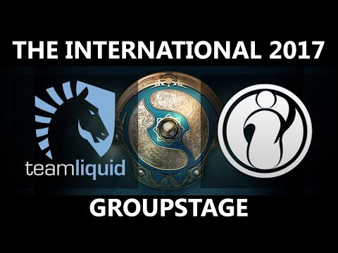 EG vs TNC, The International 2017, TNC vs EG