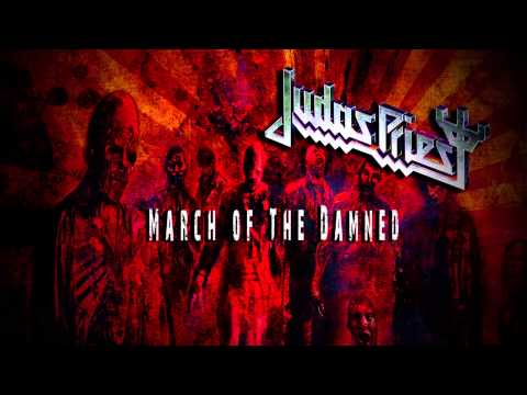 Tekst piosenki Judas Priest - March Of The Damned po polsku