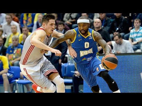 Highlights: RS Round 4, Khimki Moscow Region 88-62 Strasbourg