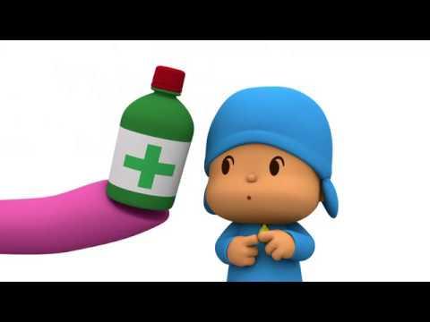 Let's Go Pocoyo- La enfermera Elly (S0351)