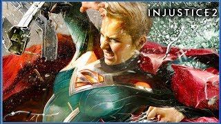 Injustice 2  Pelicula Completa Sub Español HD  Justice League 2017 Game Movie