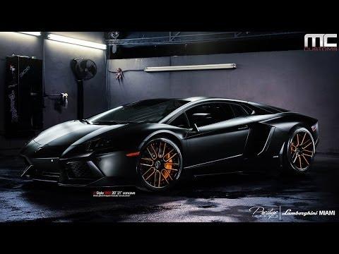 MC Customs Lamborghini Aventador