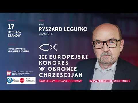 III Europejski Kongres w Obronie Chrześcijan-relacja video