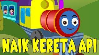 Naik Kereta Api Tut Tut Tut | Kumpulan 19 minutes | Lagu Anak TV | Versi baru