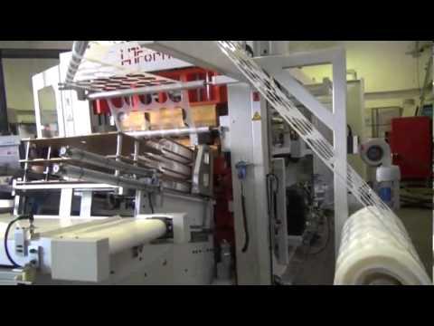 İnan Plastik Makinaları HT FORM Termoform Makinası