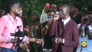 Sizzla, Bounty Killer, Beenie Man, Kiprich, Anthony B & More - GT Christmas Extravaganza Moments