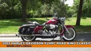8. 2005 Harley Davidson Road King Classic - Used Motorcycles for sale