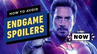 How to Avoid Avengers: Endgame Spoilers From Footage Leak - IGN Now by IGN