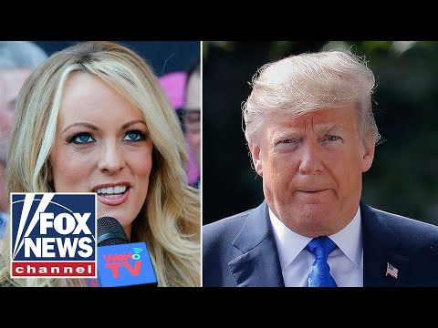 WSJ: Trump ordered legal action to silence Stormy Daniels