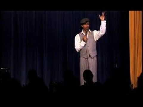 David Raibon, The Funny Last Comic Standing Won't Show You