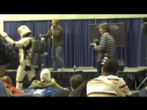 Matt McCarthy goes to NY Comic Con 2009!